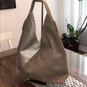 Stella & Dot 2-Tone Shoulder Bag